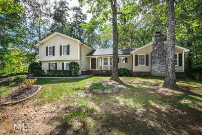 Lithonia Single Family Home Under Contract: 5317 Beechwood Forest Dr