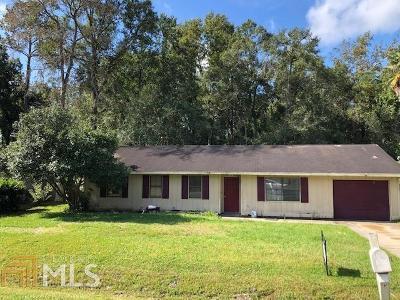 Kingsland GA Single Family Home New: $75,000