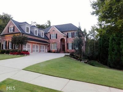 Kennesaw Single Family Home Under Contract: 3520 Maryhill Ln