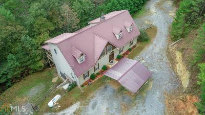 Gilmer County Single Family Home For Sale: 514 Malory Cir