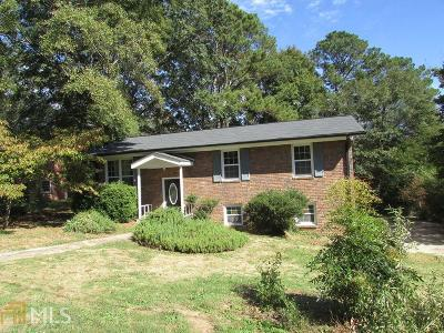 Conyers Single Family Home For Sale: 1531 Mountain Vw Cir