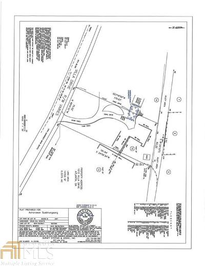 Druid Hills Residential Lots & Land For Sale: 1212 Villa Dr