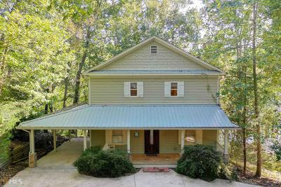 Dawsonville Single Family Home For Sale: 330 Brookwood Dr