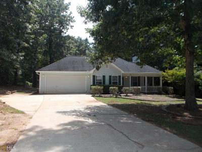 Newton County Single Family Home New: 20 Mountain Dr