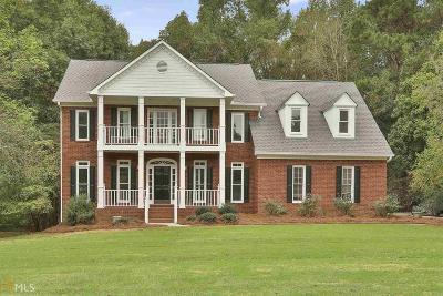 Peachtree City GA Single Family Home For Sale: $549,900