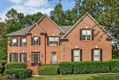 Suwanee Single Family Home For Sale: 3870 Bridle Ridge Dr