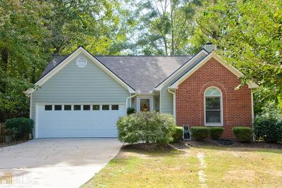 Villa Rica GA Single Family Home New: $169,999