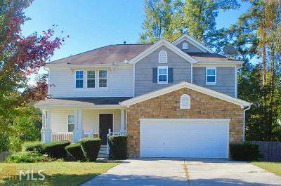 Dallas GA Single Family Home New: $195,000