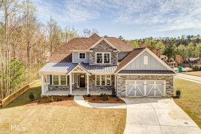Dallas Single Family Home New: 177 Grand Oak Trl