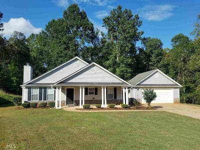 Newton County Single Family Home New: 25 Ryans Cir