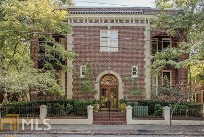 Virginia Highland Condo/Townhouse For Sale: 741 Frederica St #12