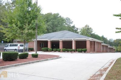 Lithonia Commercial For Sale: 3271 Turner Hill Rd