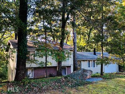Single Family Home Under Contract: 1590 Woodcreek Dr