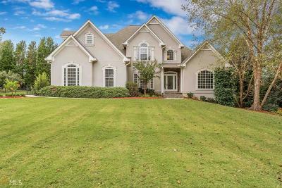 Jonesboro Single Family Home Under Contract: 8007 Classic Dr