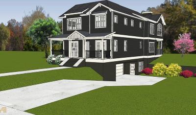 Atlanta Single Family Home New: 649 Elmwood Ave
