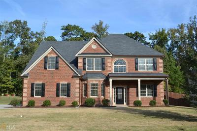 Snellville Single Family Home New: 3230 Terry Ashley Ln