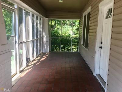 Atlanta Single Family Home Back On Market: 1362 SW Belmont Ave