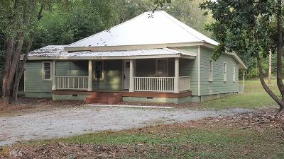 Newnan Single Family Home Back On Market: 439 Old Carrollton Rd