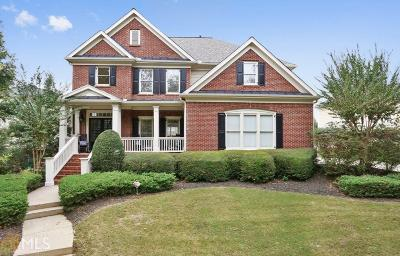 Suwanee Single Family Home For Sale: 4770 Spring Park Cir