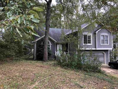 Rex Single Family Home Under Contract: 3099 Ashbury Ln