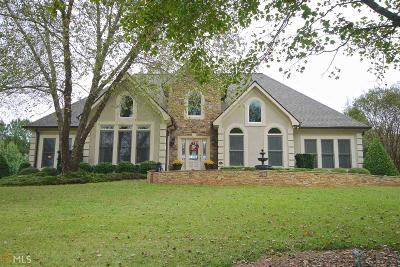 Coweta County, Fayette County, Henry County Single Family Home For Sale: 259 Quarters Rd