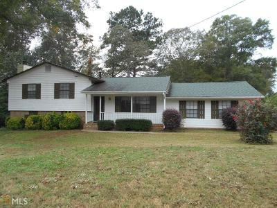 Rex Single Family Home Under Contract: 3535 Rex Rd
