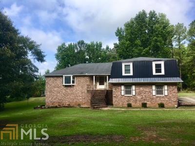 Buckhead, Eatonton, Milledgeville Single Family Home For Sale: 263 Folds Rd