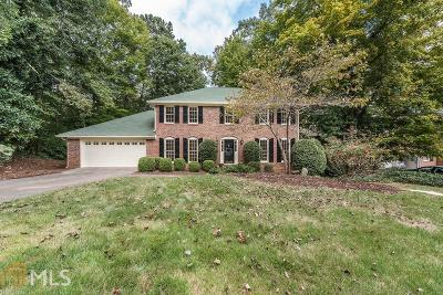 Roswell Single Family Home New: 3429 Smoke Hollow Pl