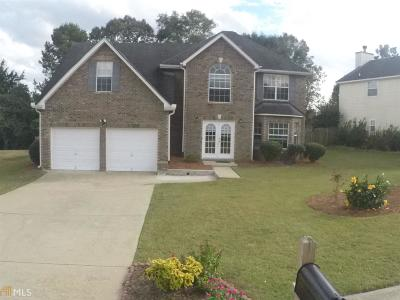 Snellville Single Family Home New: 3515 Spring Mesa Drive