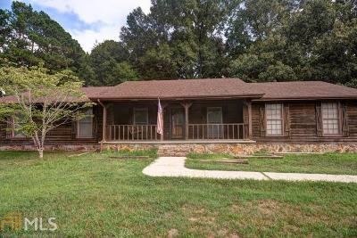 Covington Single Family Home For Sale: 1495 Bethany Rd