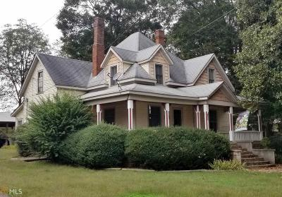 Elbert County, Franklin County, Hart County Single Family Home For Sale: 5444 Vickery St