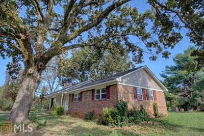 Elbert County, Franklin County, Hart County Single Family Home For Sale: 3342 Mount Olivet Rd