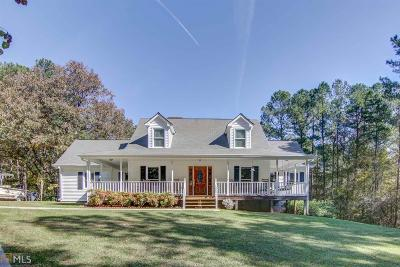 Rockdale County Single Family Home Under Contract: 3640 Laurel Ln