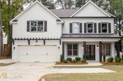 Brookhaven Single Family Home For Sale: 1929 Dresden