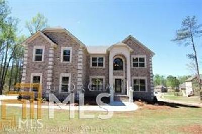 Rockdale County Single Family Home Under Contract: 3329 Bartlett Ave #27