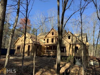 Milton Single Family Home For Sale: 16355 Henderson Rd