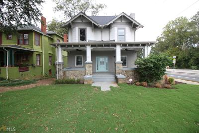 West End Single Family Home For Sale: 1411 S Gordon
