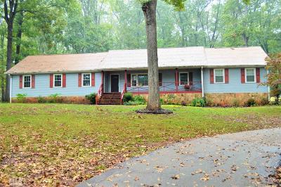 Covington Single Family Home Under Contract: 2138 Rocky Plains
