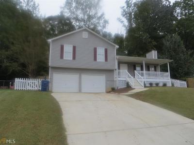 Dallas GA Single Family Home New: $138,500