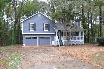 Douglasville GA Single Family Home New: $139,900
