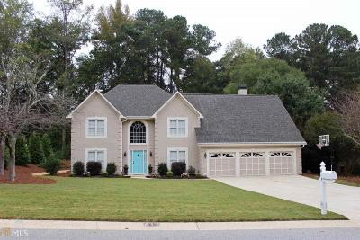 Peachtree City Single Family Home Under Contract: 617 Magnolia Ln