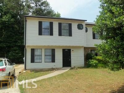 Powder Springs Condo/Townhouse Under Contract: 3664 Hopkins Ct