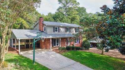 Roswell Single Family Home New: 260 Jade Cv Dr