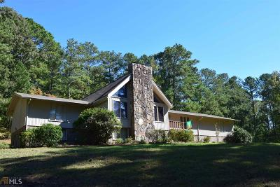 Jonesboro Single Family Home Under Contract: 9680 Brown Rd