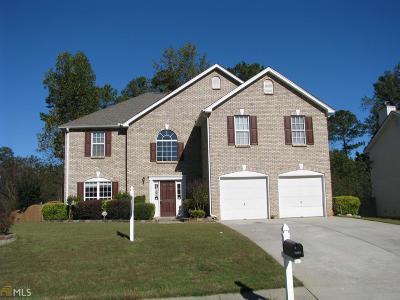 Snellville Single Family Home New: 3801 Fryeburg Pl