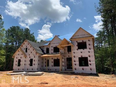Buford Single Family Home For Sale: 3485 Camp Branch