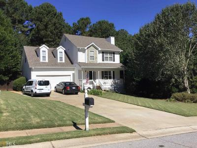 Monroe, Social Circle, Loganville Single Family Home Under Contract: 4017 Hemingway Dr