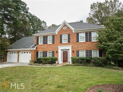 Roswell Single Family Home New: 4570 Gilhams Rd
