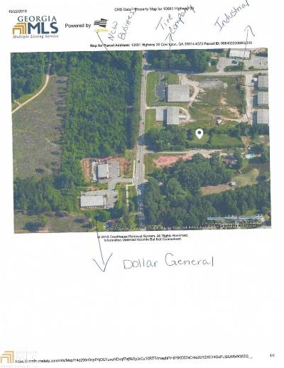 Covington Commercial For Sale: 10681 Highway 36 Rd