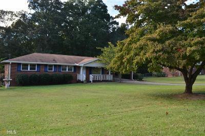 Douglasville Single Family Home New: 3761 Burnt Orange Dr